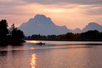 Traveling Oxbow Bend